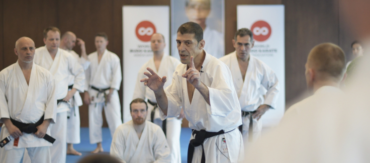About Budo karate – World Budo Karate Association